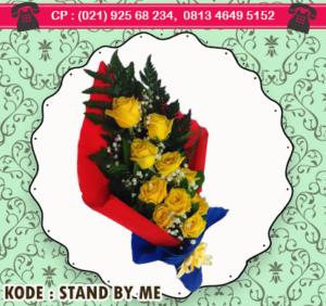 Toko Bunga di BSD Tangerang | jual hand bouquet jakarta