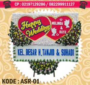 Toko Bunga Papan di Tangerang |  ASR-01