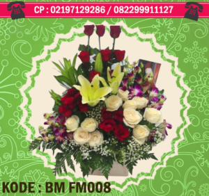 Toko Bunga di Tangerang | BM FM008
