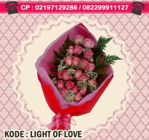 Toko Bunga di Jati Asih Bekasi Selatan | Light of Love
