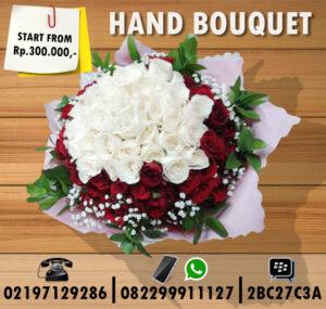 Florist di Ciputat Tangerang Selatan | handbouquet banner