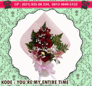 Toko Bunga  di Daerah BSD  | jual hand bouquet jakarta