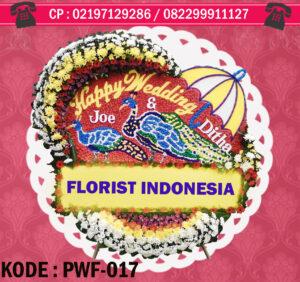 Jual Bunga Dekorasi Duka Cita di Jakarta | PWF-017