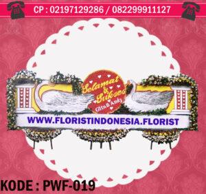 Jual Bunga Salib di Jakarta   PWF-019
