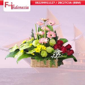toko bunga handbouquet di palembang | bmm-01