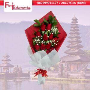 jual bunga buket di palembang | hb-kuta-01