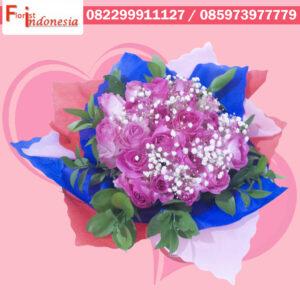 Toko Bunga Valentine di Cilodong
