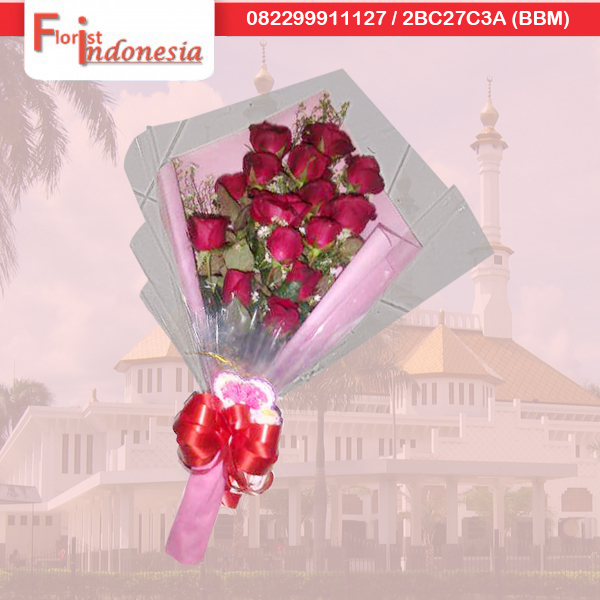 jual hand bouquet di tasikmalaya TSM – 02 florist indonesia