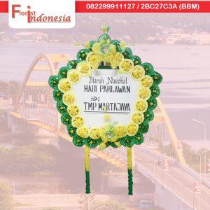 jual karangan bunga krans di palu florist indonesia