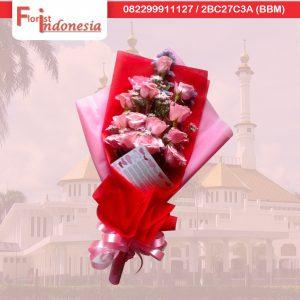 kirim hand bouquet ke tasikmalaya TSM - 04 florist indonesia