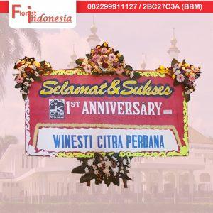 pesan bunga papan pembukaan di tasikmalaya TSM - 04 florist indonesia