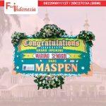 toko bunga congratulation di tasikmalaya jawa barat TSM - 06 florist indonesia