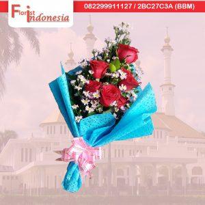 toko bunga di tasikmalaya TSM HB - 01 florist indonesia