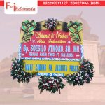 toko bunga papan happy wedding di samarinda TSM - 06 florist indonesia