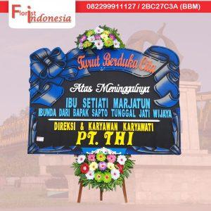 toko karangan bunga duka cita di samarinda SMR - 12 florist indonesia