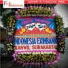 papan wedding solo florist indonesia