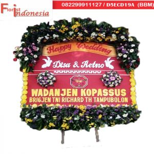 toko bunga papan wedding solo florist indonesia