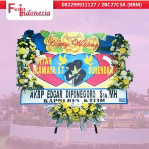 toko papan happy wedding di balikpapan | https://www.floristindonesia.florist/