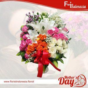 toko rangkaian bunga hari ibu di Jakarta | https://www.floristindonesia.florist/