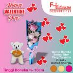 Toko Bunga Mawar Valentine di Jakarta Utara