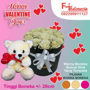 Toko Bunga Mawar Valentine Cilangkap