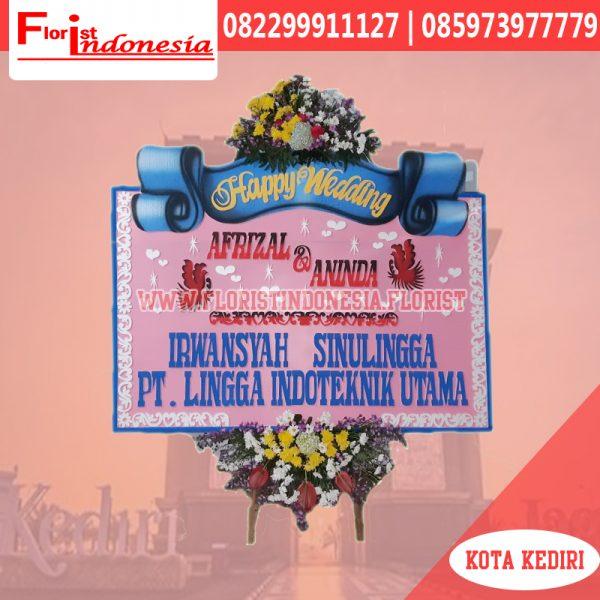Bunga Happy Wedding Di Kediri