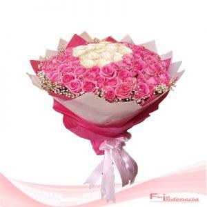 Hand Bouquet Hari Ibu