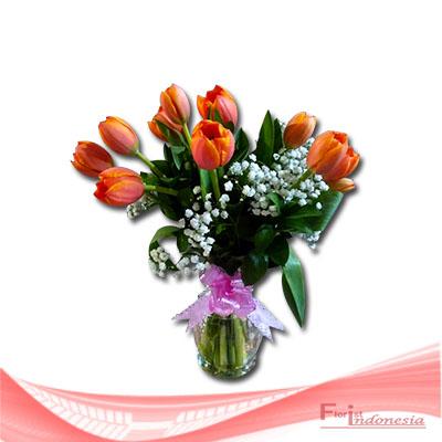 bunga meja FHRI-004
