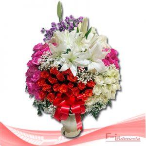 bunga meja FHRI-006
