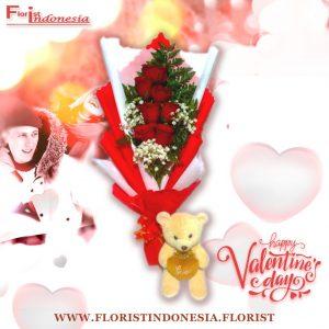 Toko Bunga Valentine di Bekasi Selatan