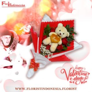 Toko Bunga Valentine di Tambun