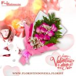 Toko Bunga Valentine di Bekasi Barat