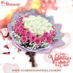 Toko Bunga Mawar di Kebayoran