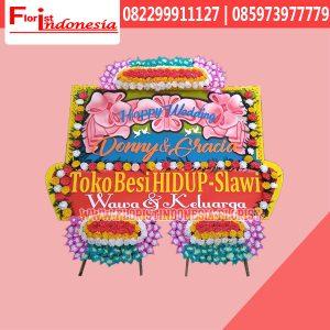 Bunga Papan Wedding Tegal FTGW-001