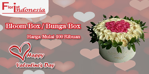 banner bloom box valentine fi