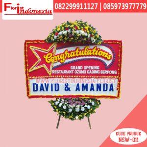 Karangan Bunga Papan Congratulation Bogor