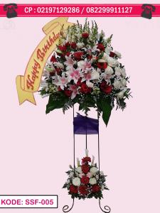 Toko Bunga Standing Flower Jakarta