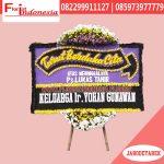 Bunga Papan Duka Cita Jakarta Pusat FJKTD-005