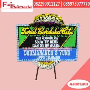 Bunga Papan Duka Cita Tangerang FJKTD-004