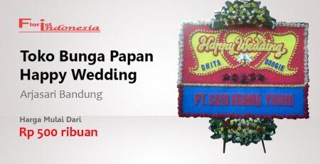 Toko Bunga Papan Wedding Arjasari Bandung