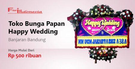 Toko Bunga Papan Wedding Banjaran Bandung