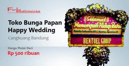 Toko Bunga Papan Wedding Cangkuang Bandung