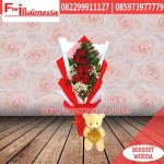 hand bouquet wisuda HBW-007