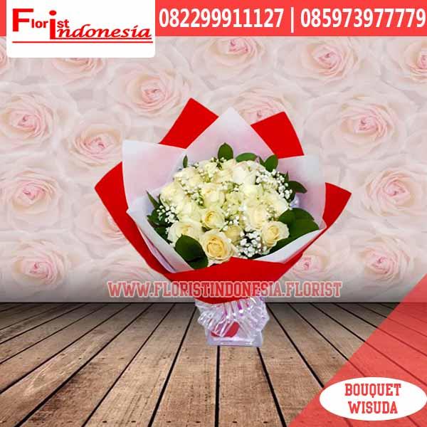 hand bouquet wisuda HBW-008