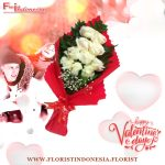 bunga mawar valentine val-024