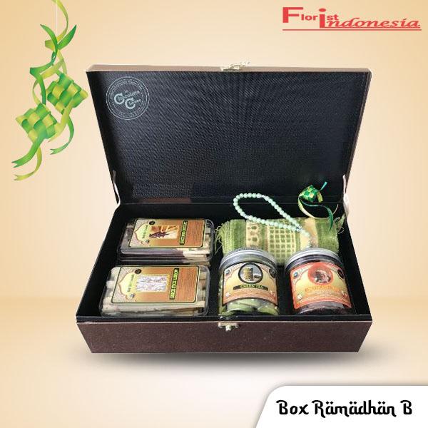 Hampers Parcel Lebaran Box B FI