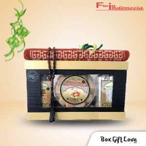Hampers Parcel Lebaran Box Gift Love FI